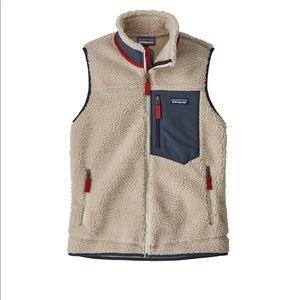 Patagonia Womens Classic Retro-X Fleece Vest